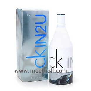 CK IN2U FOR HIM 100ML 10063