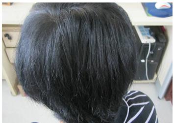 爱茉莉 吕 人参植物染发泡沫 4.0灰褐色 顺滑不伤发图片